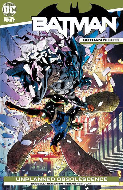Batman – Gotham Nights #7 (2020)