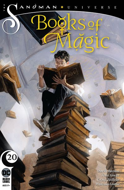 Books of Magic #20 (2020)