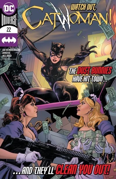 Catwoman #22 (2020)
