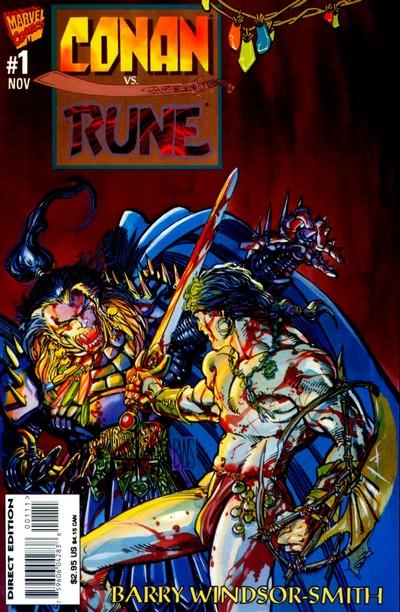 Conan vs Rune (1995)