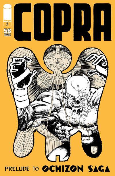 Copra #6 (2020)