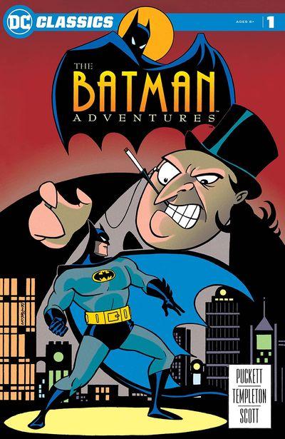 DC Classics – The Batman Adventures #1 (2020)