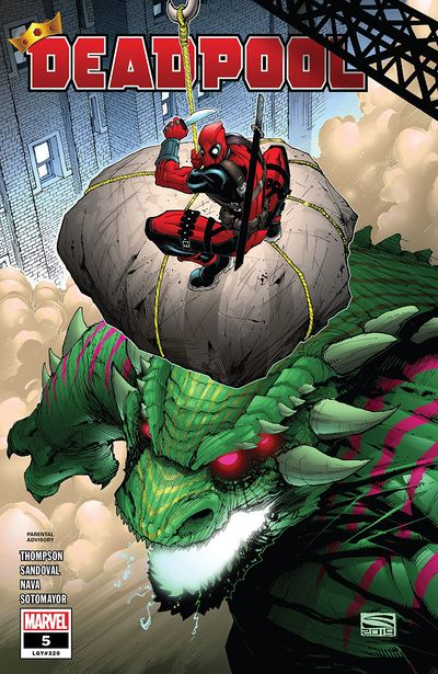 Deadpool #5 (2020)
