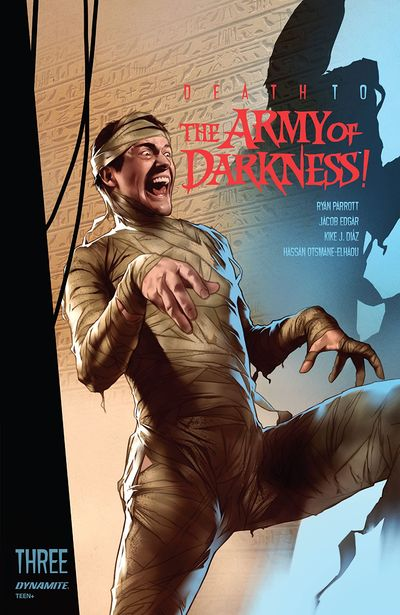 Death to the Army of Darkness #3 (2020)