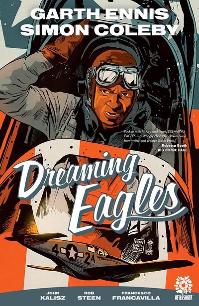 Dreaming Eagles (2016) (Fan Made TPB)