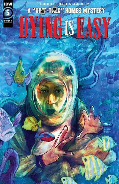 Dying is Easy #5 (2020)