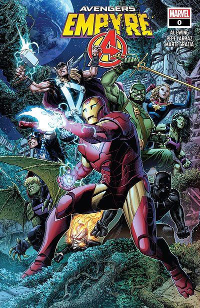 Empyre #0 – Avengers (2020)