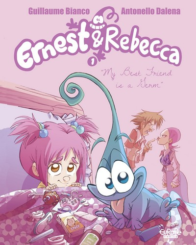 Ernest and Rebecca #1 – My Best Friend is a Germ (2020)