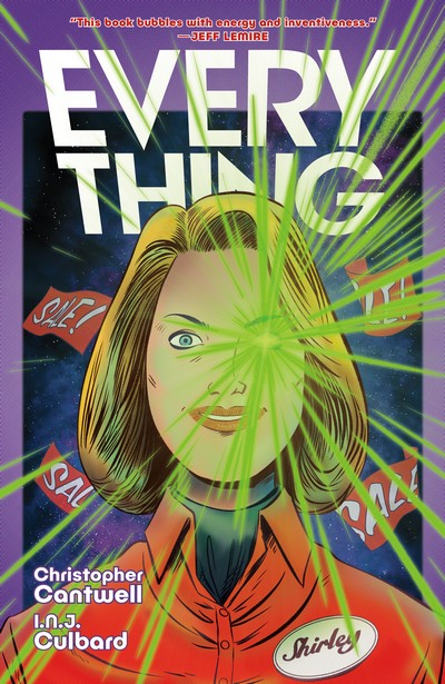Everything Vol. 1 – Grand Opening (TPB) (2020)