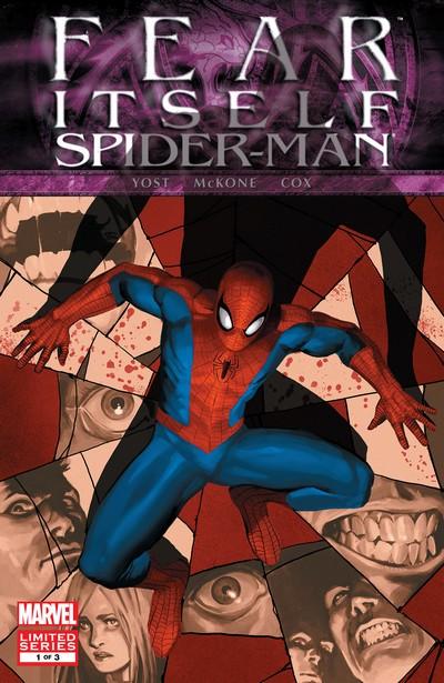 Fear Itself – Spider-Man #1 – 3 (2011)