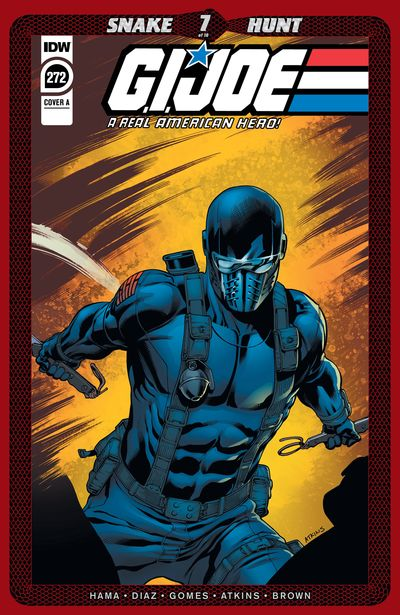 G.I. Joe – A Real American Hero #272 (2020)