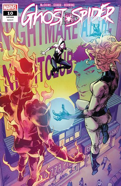Ghost-Spider #10 (2020)