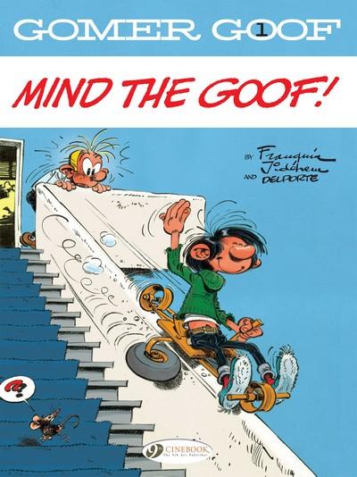 Gomer Goof #1 – 5 (2017-2019)
