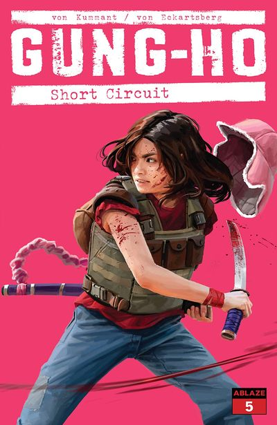 Gung-Ho #5 – Short Circuit (2020)