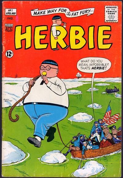 Herbie #1 – 23 (1964-1967)