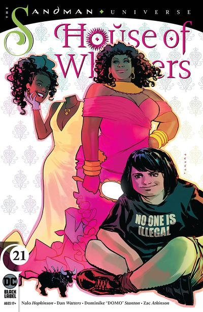 House of Whispers #21 (2020)