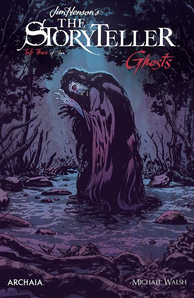 Jim Henson's The Storyteller – Ghosts #3 (2020)