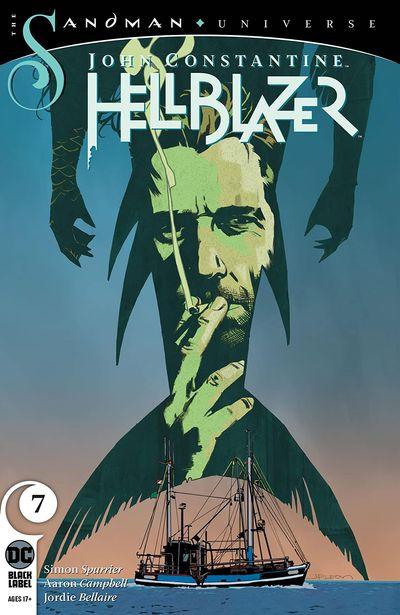 John Constantine – Hellblazer #7 (2020)