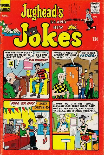Jughead's Jokes #1 – 78 (1967-1982)