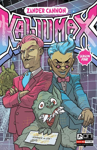Kaijumax – Season Five #3 (2020)
