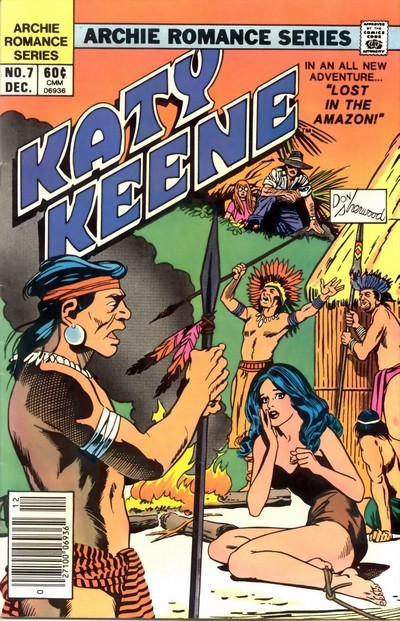 Katy Keene Comics (Collection) (1949-1990)