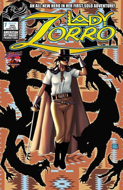 Lady Zorro #1 (2020)