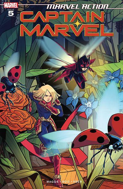 Marvel Action – Captain Marvel #5 (2020)