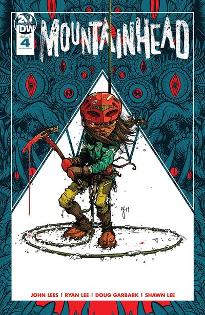 Mountainhead #4 (2020)
