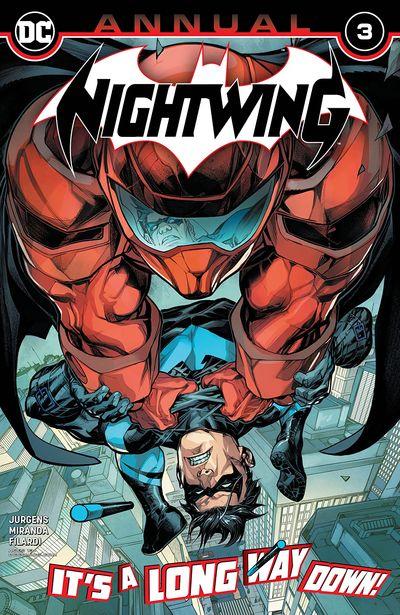 Nightwing Annual #3 (2020)
