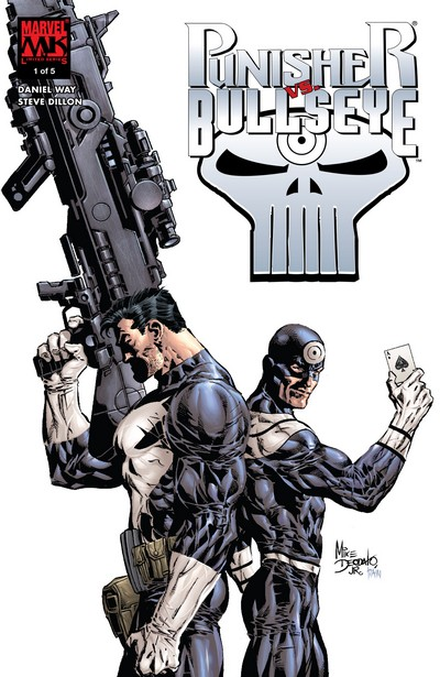 Punisher vs Bullseye #1 – 5 (2006)