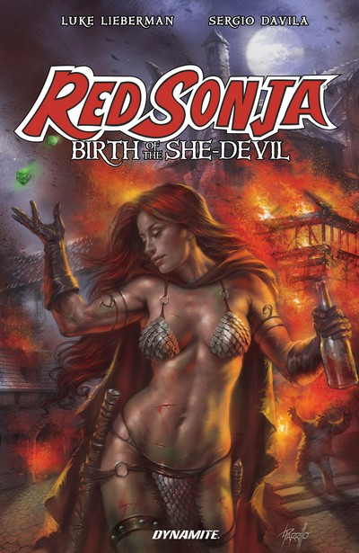 Red Sonja – Birth of the She-Devil (TPB) (2020)
