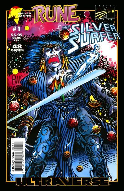 Rune – Silver Surfer #1 (1995)