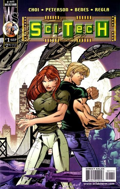 Sci-Tech #1 – 4 (1999)