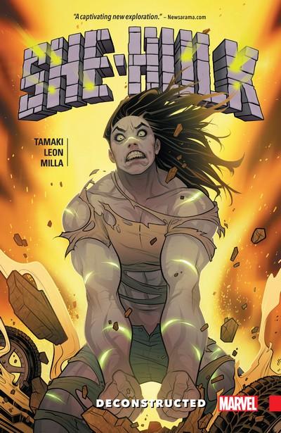 She-Hulk Vol. 1 – Deconstructed (TPB) (2017)