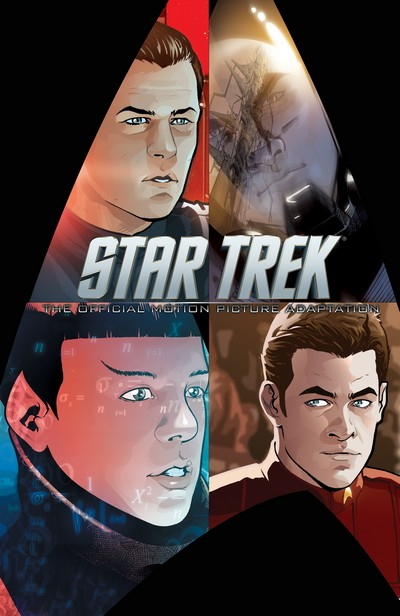 Star Trek – The Official Motion Picture Adaptation (TPB) (2010)