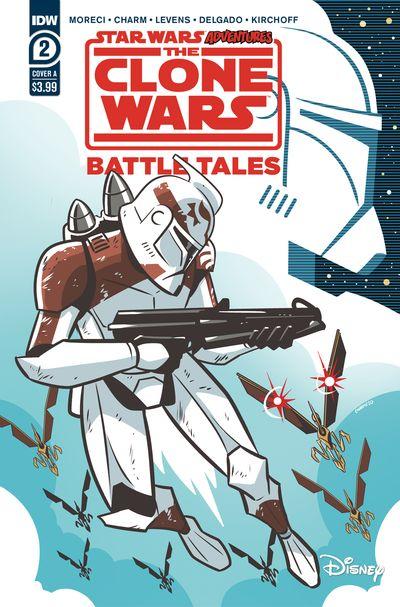 Star Wars Adventures – Clone Wars #2 (2020)