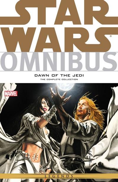 Star Wars Omnibus – Dawn Of The Jedi (2020) (Fan Made)