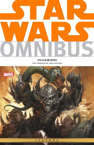 Star Wars Omnibus – Invasion (2020) (Fan Made)