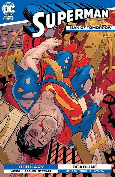 Superman – Man of Tomorrow #8 (2020)