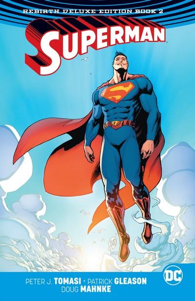 Superman – Rebirth Deluxe Edition Book 2 (2018)