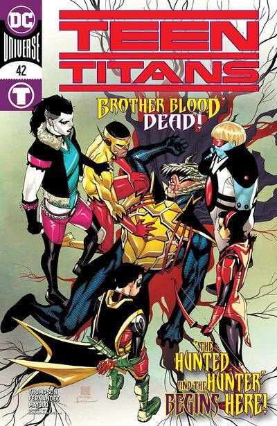 Teen Titans #42 (2020)