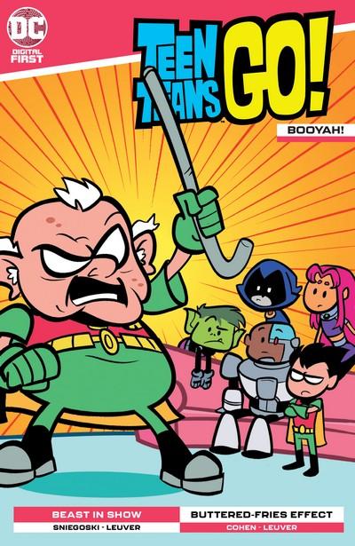 Teen Titans Go! – Booyah! #3 (2020)