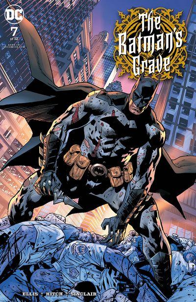 The Batman's Grave #7 (2020)