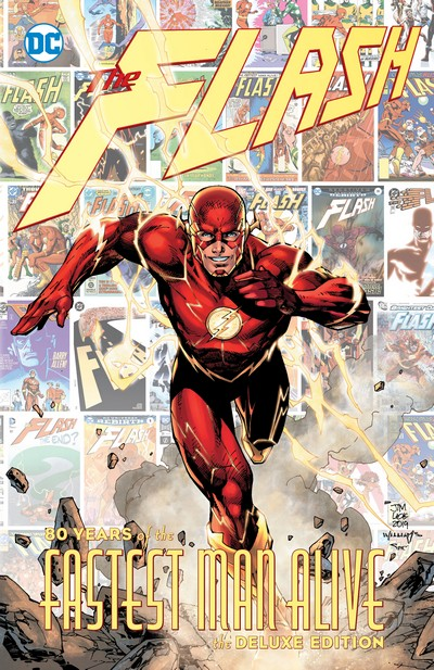 The Flash – 80 Years of the Fastest Man Alive the Deluxe Edition (2019)