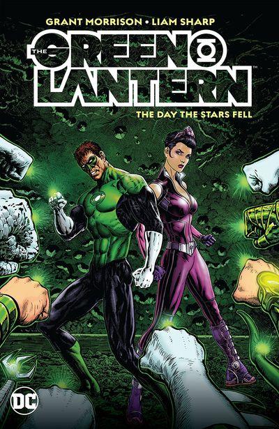 The Green Lantern Vol. 2 – The Day the Stars Fell (TPB) (2019)