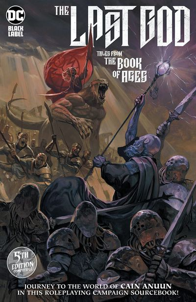 The Last God – Tales from the Book of Ages (2020)