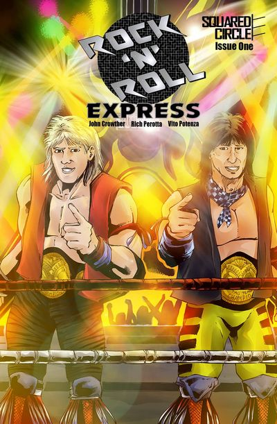 The Rock 'n' Roll Express #1 (2020)