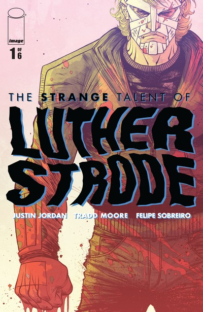 The Strange Talent of Luther Strode #1 – 6 (2011-2012)
