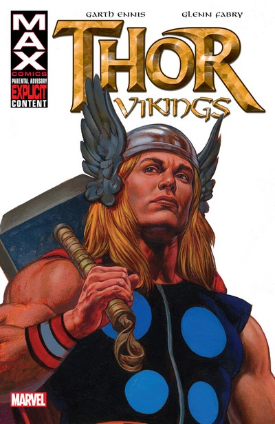 Thor – Vikings (2003) (Fan Made TPB)