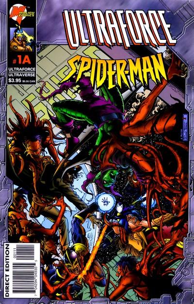 Ultraforce – Spider-Man (1996)